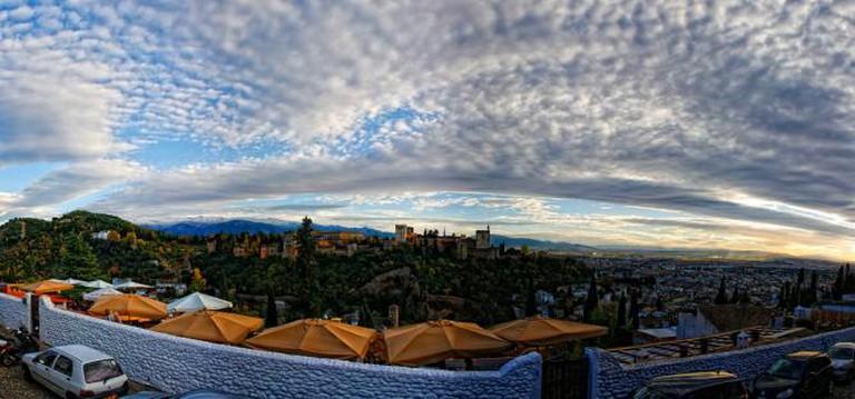 Granada | © CROMEO/Flickr