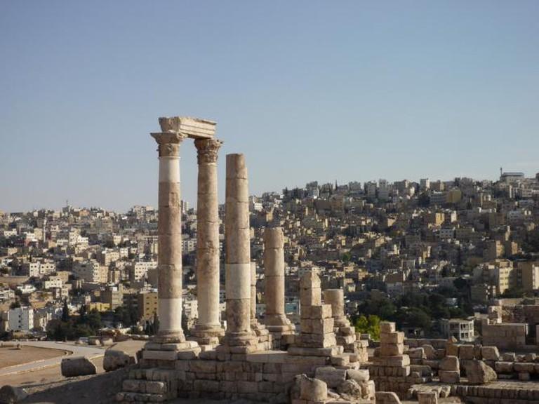 Amman | © Chris/Flickr