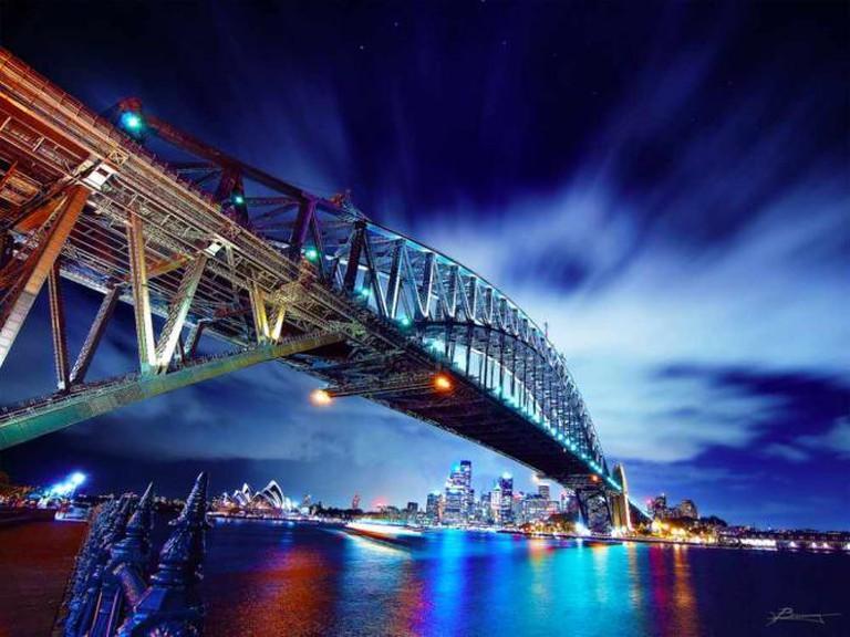 Sydney Harbour bridge | © Paul Bica/Flickr