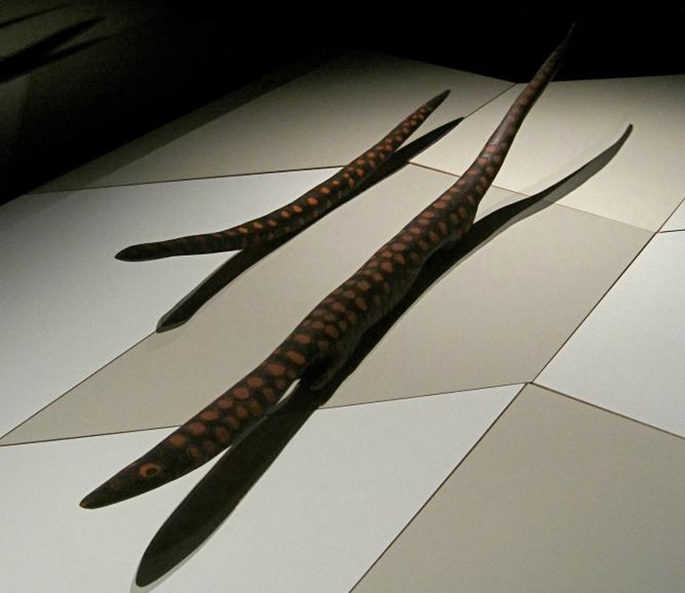 Aboriginal Art at the Australian Museum | © Stephen Kelly/Flickr