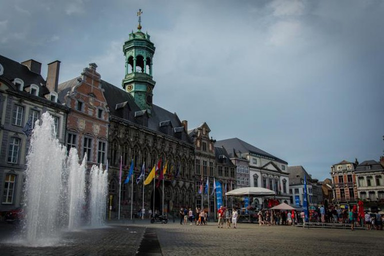 Grand-Place of Mons | Maëlick/Flickr