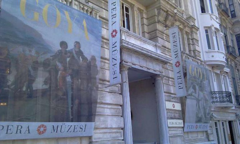 Pera Museum | © Tatiana Matlina/WikiCommons
