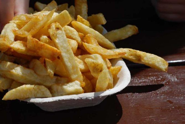 Bridge Fries | © Rachel/Flickr