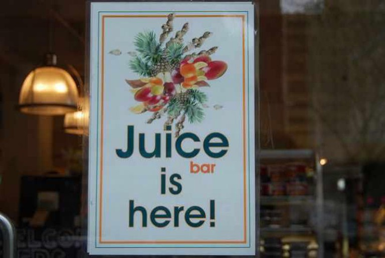 Forager's Juice Bar | © dumbonyc/Flickr