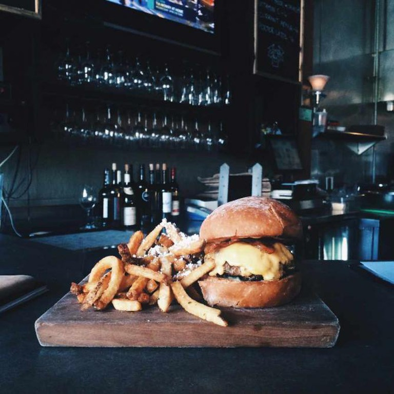 'The Perfect Burger'