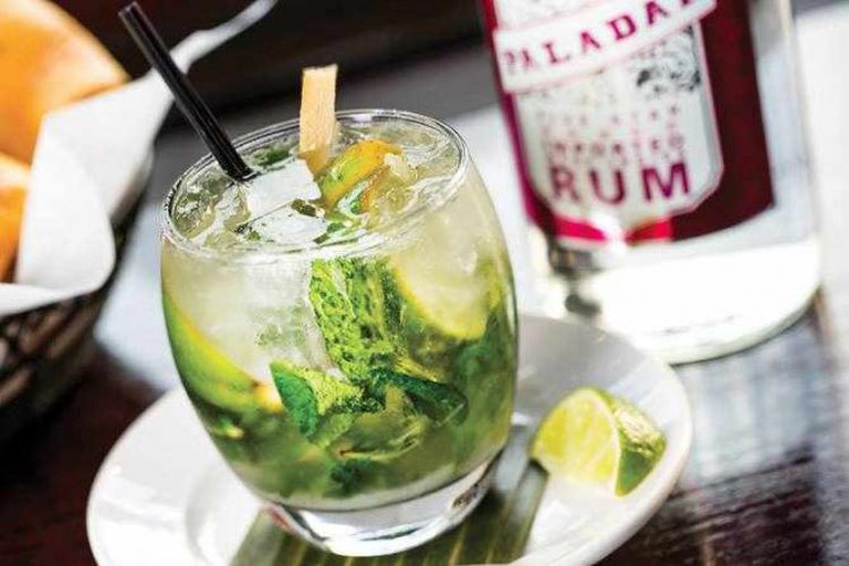 Mojito | Courtesy of Paladar Latin Kitchen & Rum Bar