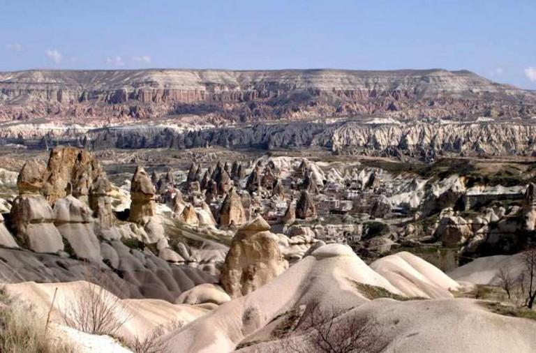 Goreme National Park, Cappadocia | © Mbz1/WikiCommons