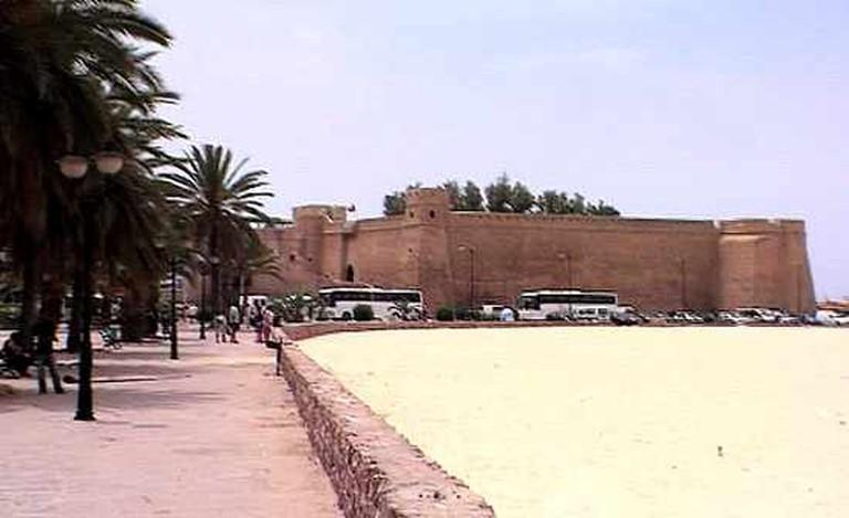 Kasbah, Hammamet