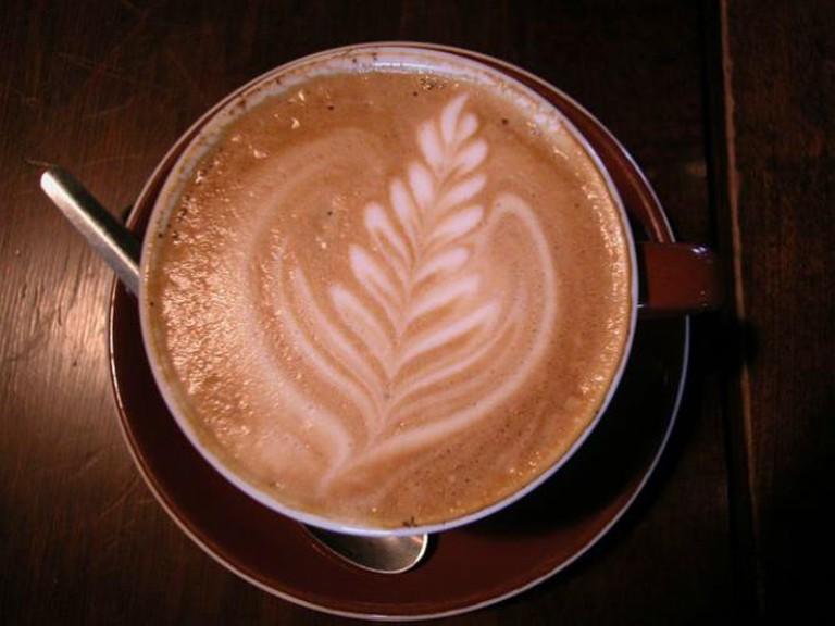 Cappuccino | Image Courtesy of Espresso 77