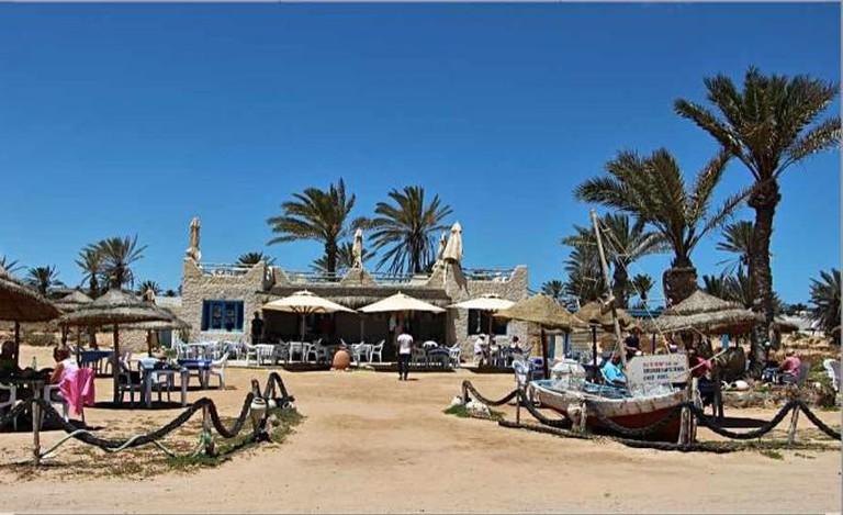 Restaurant Sidi Ali, Djerba