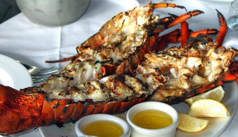Grilled Lobster | © Prayitno/Flickr