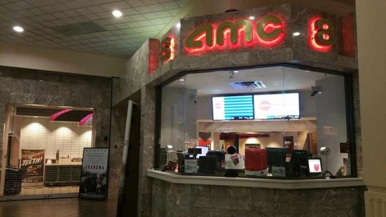 AMC Burbank Town Center 8 | © Saadia Ahmed