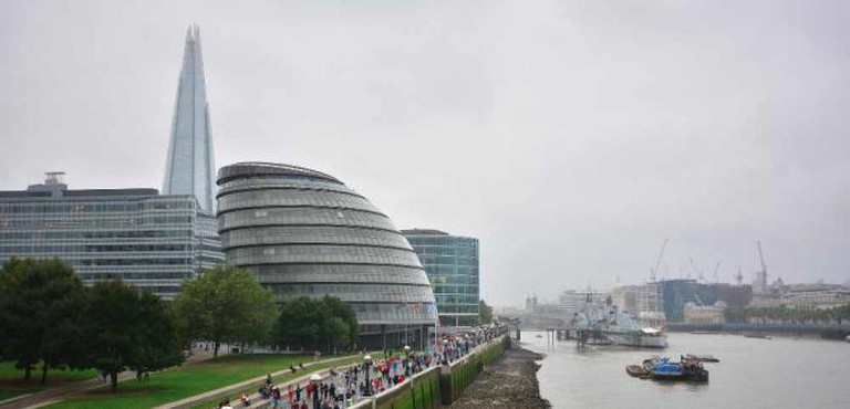 Open House London, City Hall