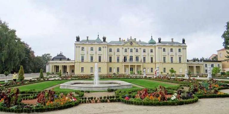Branicki Palace | © Jolanta Dyr/WikiCommons
