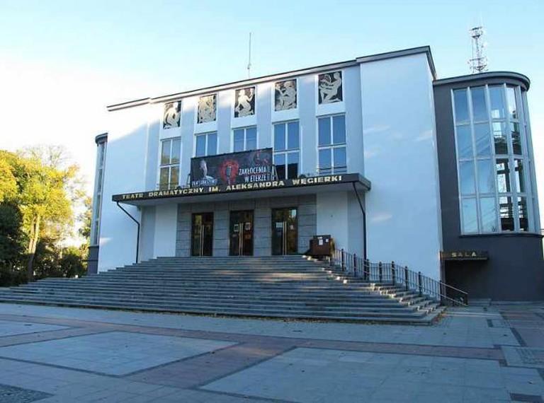 Aleksander Węgierko Drama Theatre | © Krzysztof Kundzicz/WikiCommons