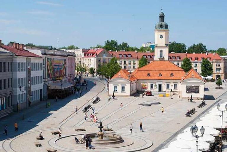 Kosciuszko Market Square | © Karol Rutkowski/WikiCommons