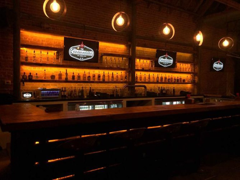 Bar | Courtesy of The Continental