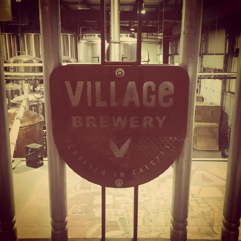 Village Brewery, Calgary