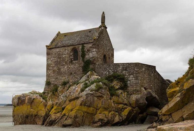 Chapelle Saint-Aubert © EdouardHue/WikiCommons