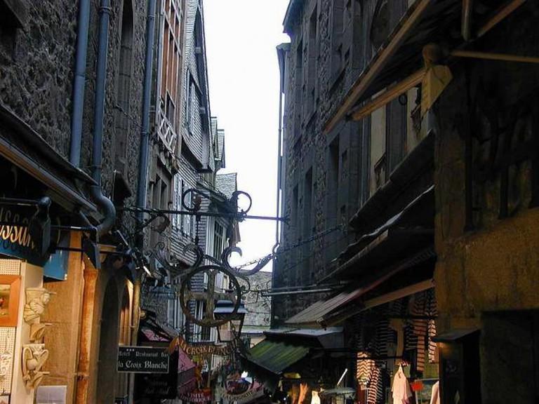 Grand Rue © Wife of Semnoz/WikiCommons
