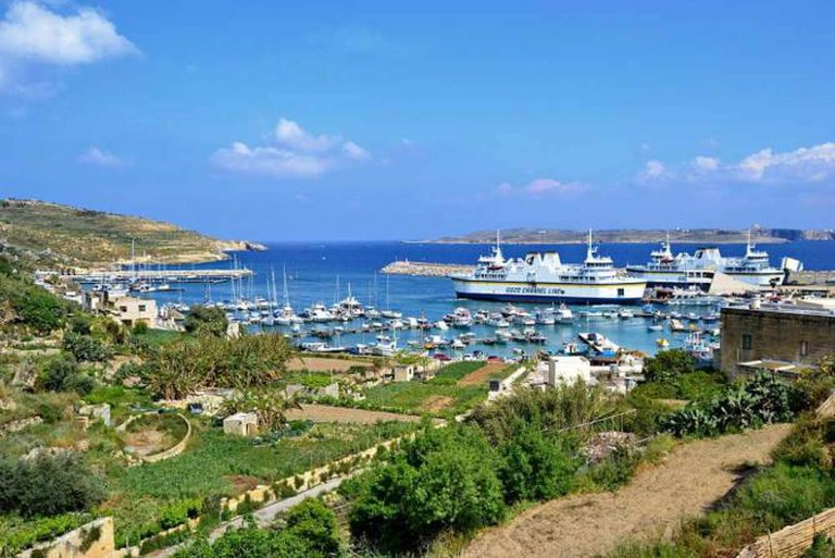 Mgarr Harbor