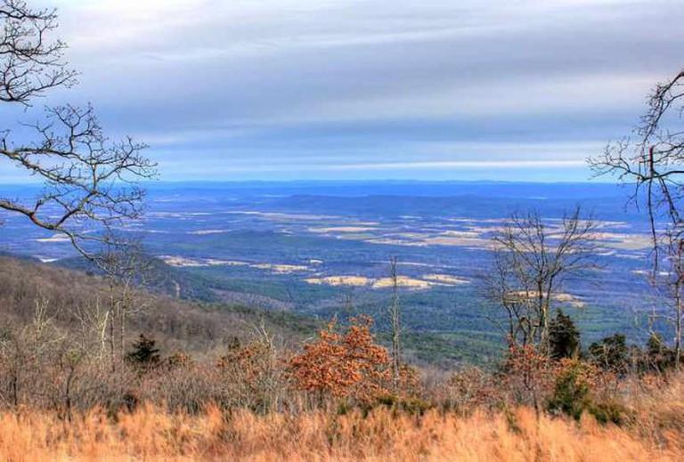 Mount Magazine State Park | © Yinian Chen/WikiCommons