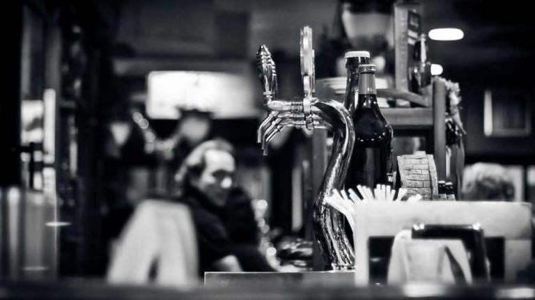 Beer tap