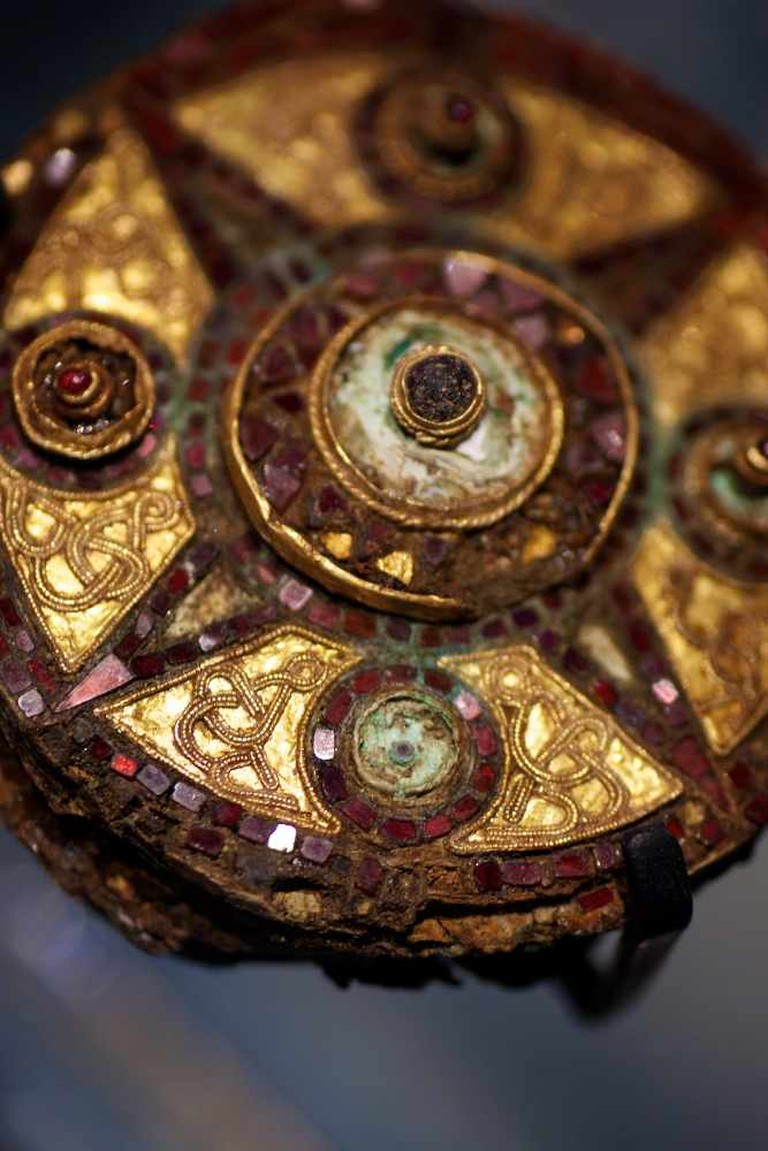 Medieval Brooch at the Museum of London | © Paul Hudson/Flickr