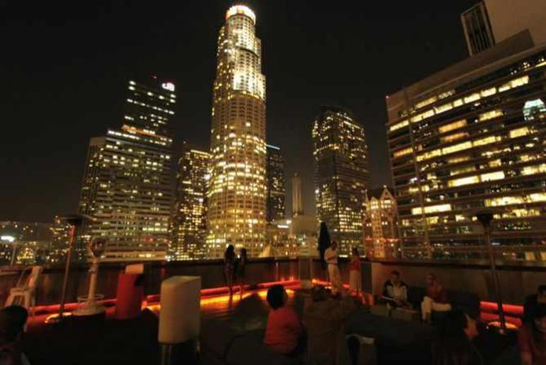 A Creative Commons image: Standard Hotel Rooftop