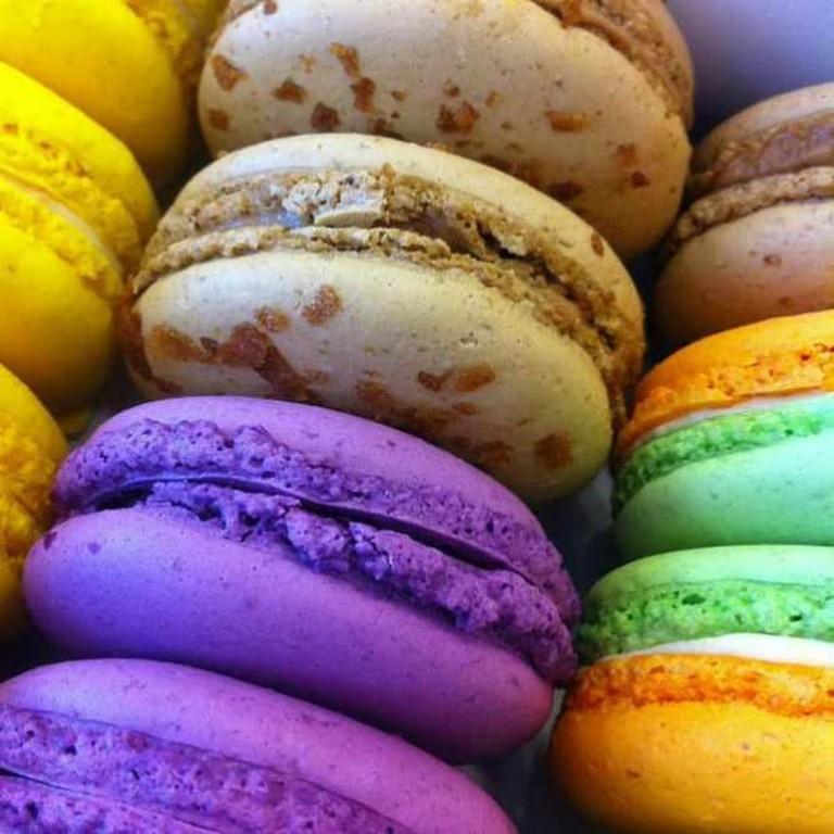 A Creative Commons image: Macarons