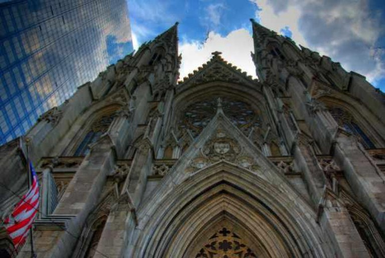 A Creative Commons image: St. Patrick's Cathedral (HDR)