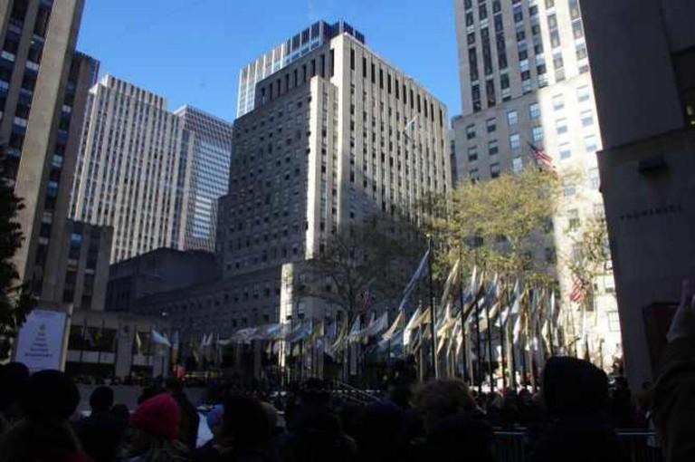 A Creative Commons image: Rockefeller Center