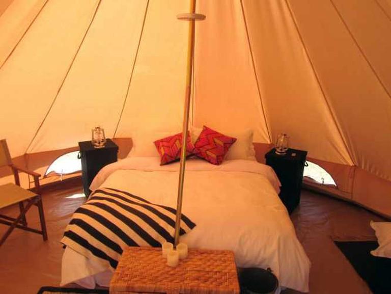 The Avant-Garde Camping Company | © Jennah Porter
