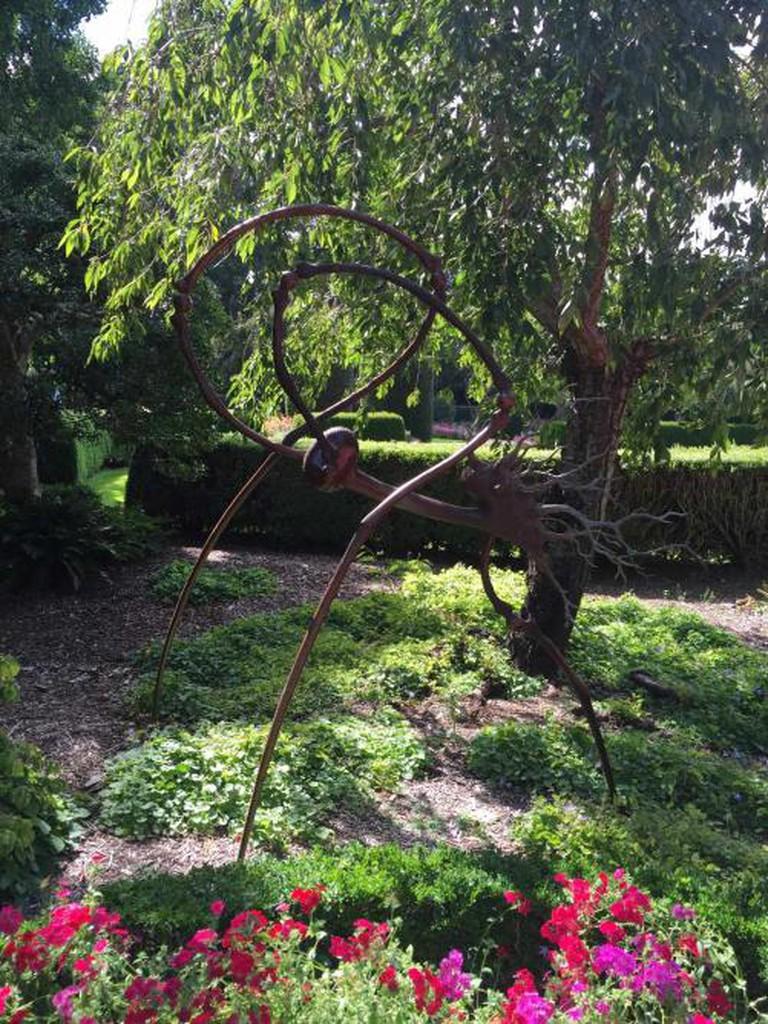 'Chartres Garden Formicida Stirpis' by Adon Valenziano | © Michelle Sarmenta