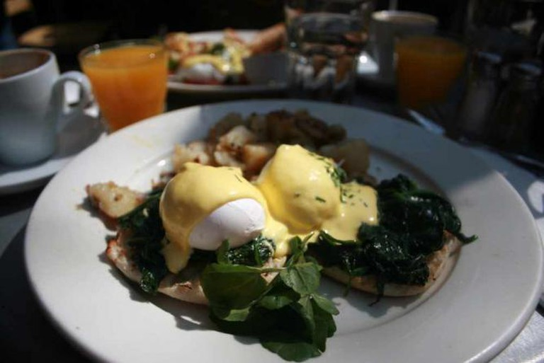 Eggs Florentine | © quirkyrocket/flickr