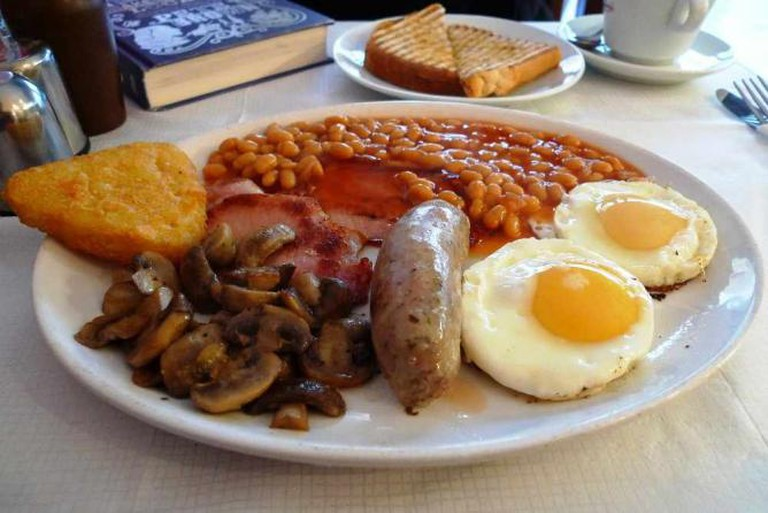 Full English | © Ewan Munro/flickr