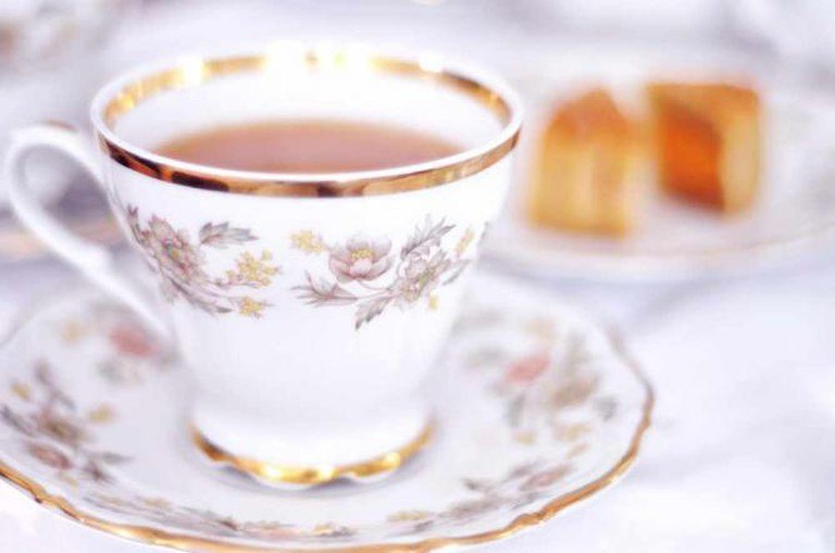 Tea Time | © Laura D'Alessandro/flickr