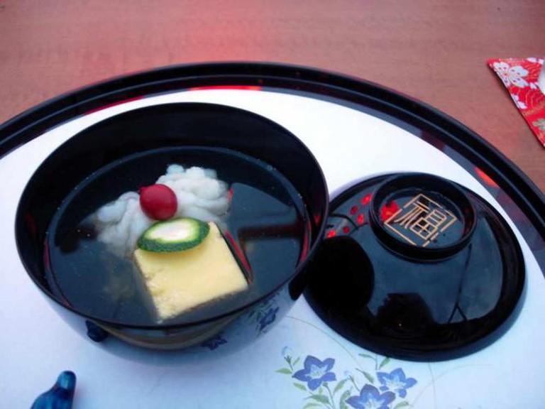 Kaiseki Soup | © Suviko Korhornen/Flickr