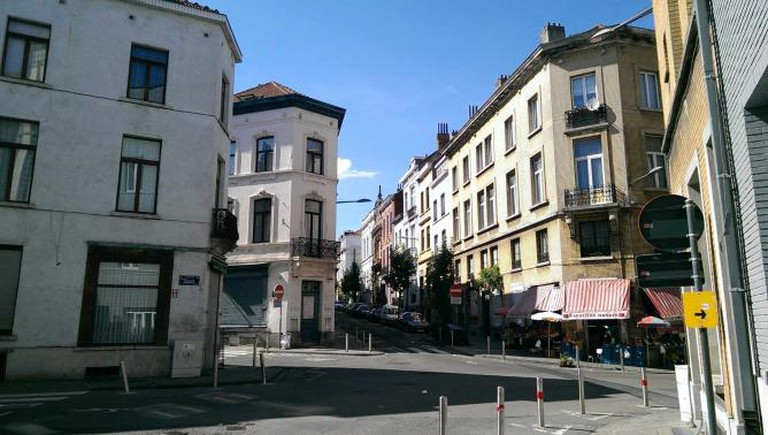 Rue Saint-Josse to Rue Van Bemmel | © Thomas Moran