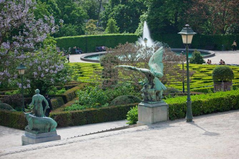 Botanical Garden of Brussels | © William Murphy/Flickr
