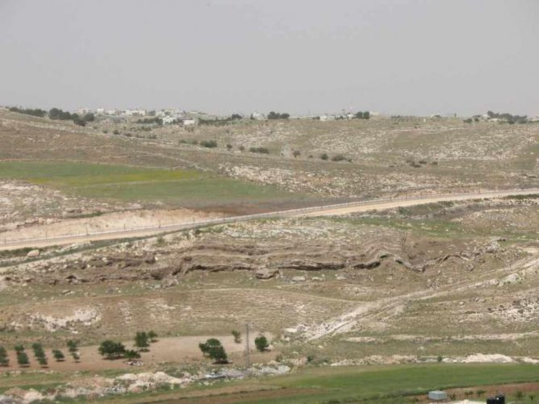 Bethlehem Countryside