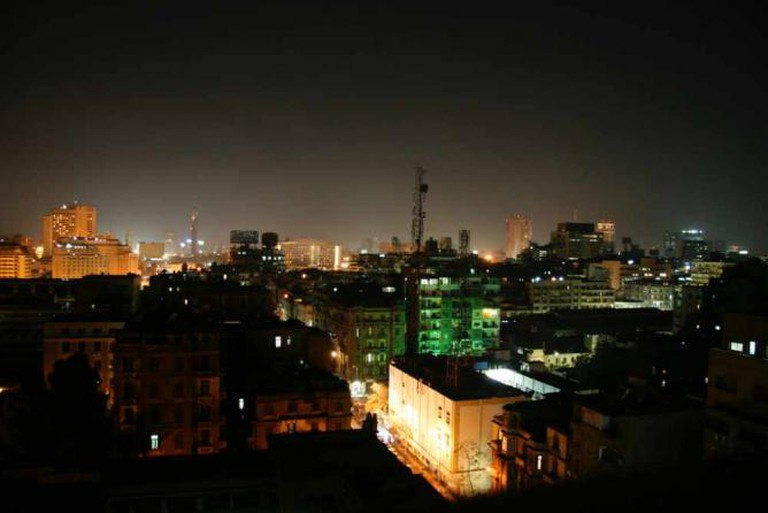 Cairo at night | © Ryan Lejbak/Flickr