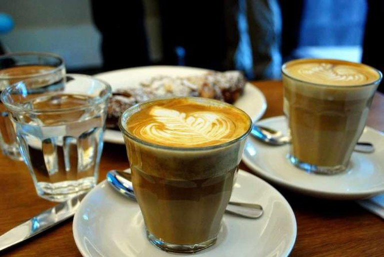 Alpine Modern Cafe © WikiCommons
