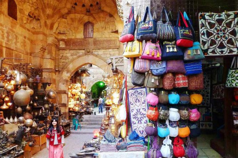Khal El Kahilili Market | © Laura Cuttier/Flickr
