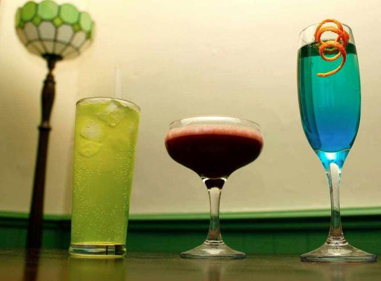 Cocktails | Courtesy of The Doctor's Orders