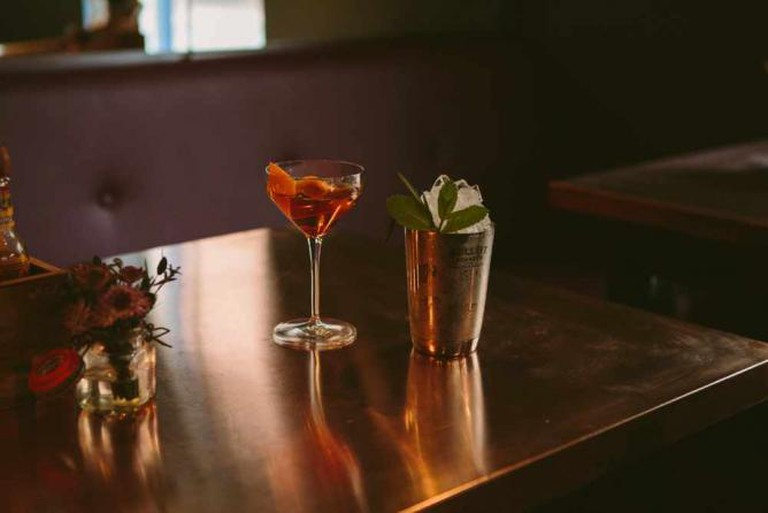 Cocktails | Courtesy of The Great Gatsby