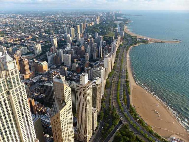 Chicago Gold Coast in Morning Light I