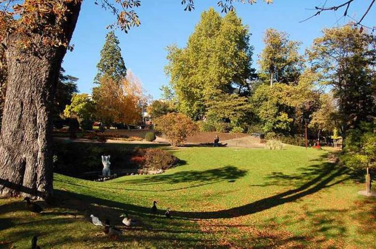 Jardin Lecoq | © Fabien1309/WikiCommons
