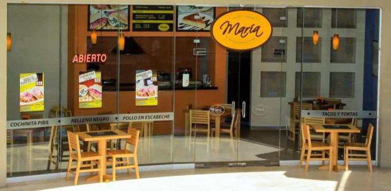 HOLA MARIA storefront Courtesy of HOLA MARIA