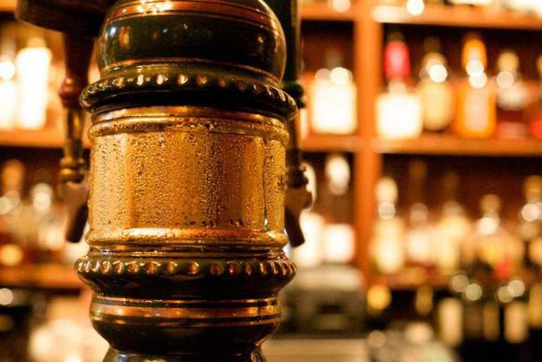 Beer tap ©Jeremy Brooks/Flikr